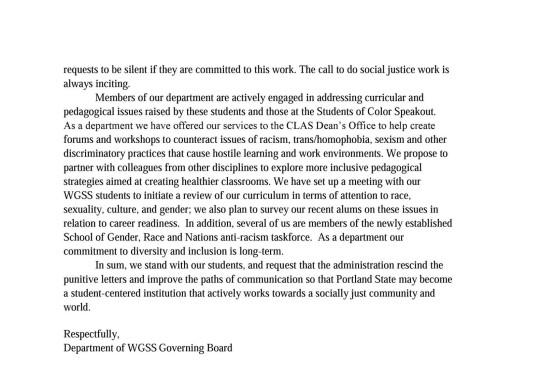 PSU letter p2